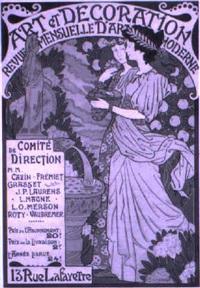 art et décoration- revue mensuelle d'art moderne by g. lorain