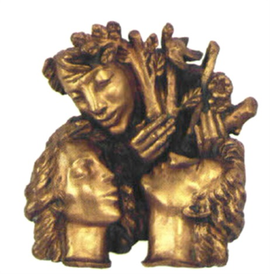 kvinnorna kring skalden by thorwald alef
