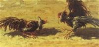 lòtta di galli by riccardo tosti