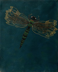 dragonfly by yvonne jacquette
