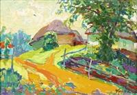 landscape by nicolas gloutchenko