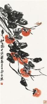 事事如意图 by qi liangchi