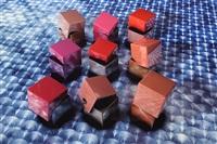 eighteen cubes by ronald davis