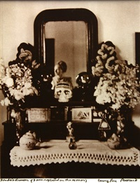 frida's dresser (i am reflected in the mirror) by emmy lou packard