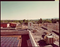 santa fe, n. m. 7/4/77 by stephen shore