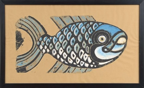 fish by walter inglis anderson