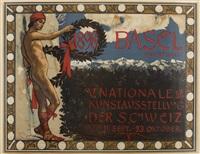 basel kunsthalle 1898 by hans sandreuter