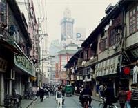 zhejiang zhong lu, shanghai by thomas struth