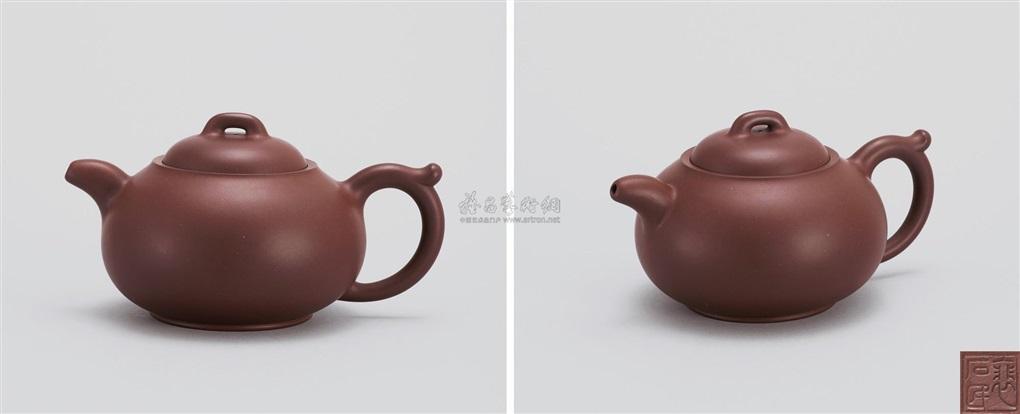 德泰壶 teapot by pei shimin