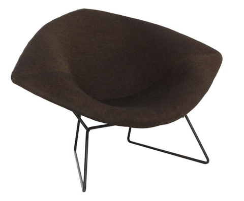 Chaise De Repos Modele Diamond Chair Version Large By Harry Bertoia