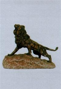 brüllender löwe by james andrey