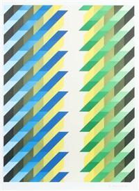 konstruktive komposition by anton stankowski
