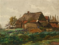 farmhouse by jan kruysen