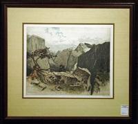 yosemite valley by josef eidenberger