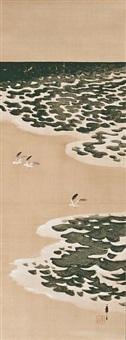 gulls (+ akatsuki no zu, smllr; 2 works) by kako tsuji