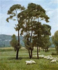 pastoral by liu renjie