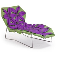 antibodi lounge chair by patricia urquiola