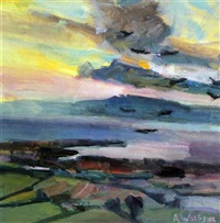 firth of clyde by alma wolfson