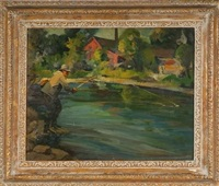 fly fishing by joseph newman
