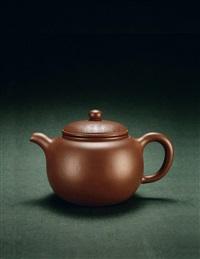 teapot by xu hantang