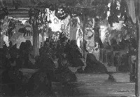 erntedankfest in der schwalm by franz martin lünstroth
