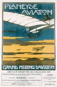planeyse aviation, grand meeting d'aviation by gottlieb wasem
