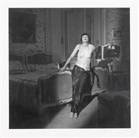 wallace montana, vanity fair 1994, hotel ritz 1994 by michel comte