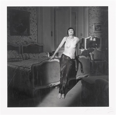 wallace montana, vanity fair 1994, hotel ritz 1994 by michel comte