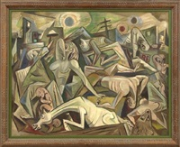 after guernica by charles m. campbell