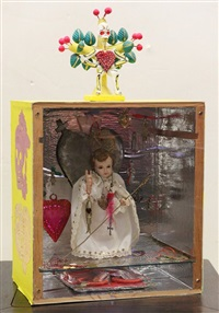 christ child: dia de los muertos by josé ramón lerma