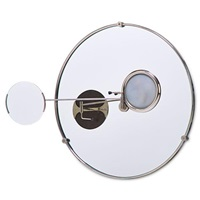 satellite mirror by eileen gray