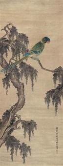 柳音呼鸟 by zhu shigu