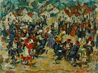 village celebration by tully filmus