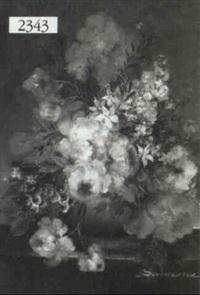 floral still life by helga samara