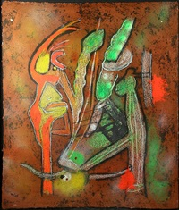 the awakening by roberto matta
