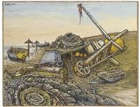 low-tide by robert hill