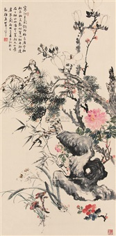 flowers by tang yun and jiang hanting