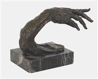 hand (study) by gustinus ambrosi