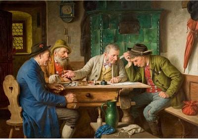 der zahltag by josef wagner hohenberg