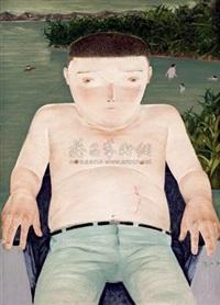 夏至 (summer solstice) by xiang qinghua