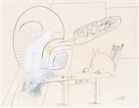 catman by saul steinberg
