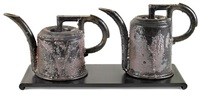 cadent teapot diptych (set of two) by anne hirondelle