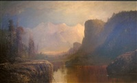 the crown of the continent by henry arthur elkins