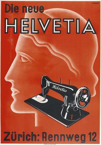 die neue helvetia by johannes handschin