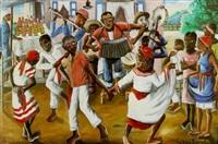 dance champêtre by wilson bigaud