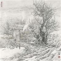 北方的家园之三 by jia tianhao