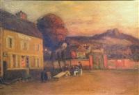lumiere de soiree by henry golden dearth