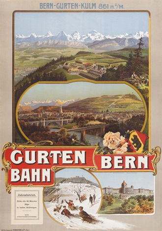 gurten bahn by anton reckziegel