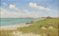 kustbild från skagen by carl ludvig thilson locher