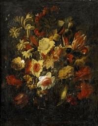 blomsterstilleben by juan de arellano